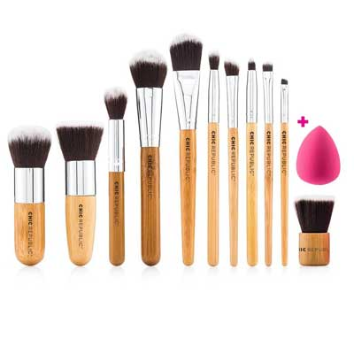 top 10 best makeup brush sets in 2019 reviews