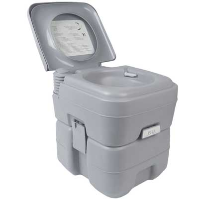 Giantex Portable Toilet
