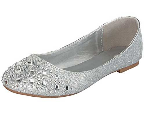 Bella Marie Angie Toe Ballet Flats