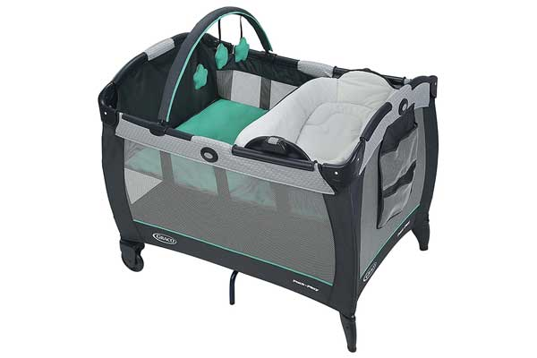 Graco Pack N Play Napper and Changer Playard