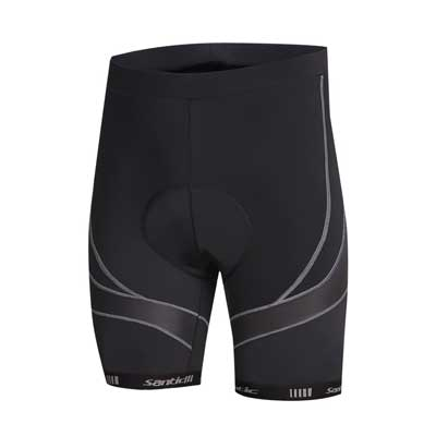 Santic Men's Cycling Compression Shorts