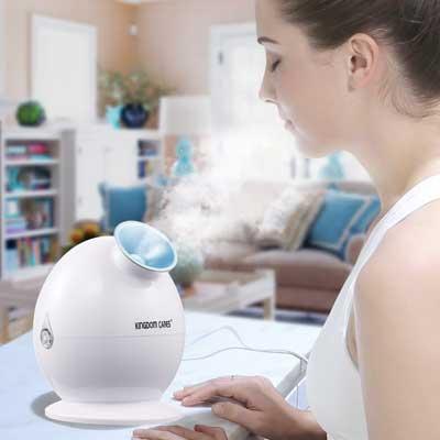 KINGDOMCARES Hot Mist Facial Steamer