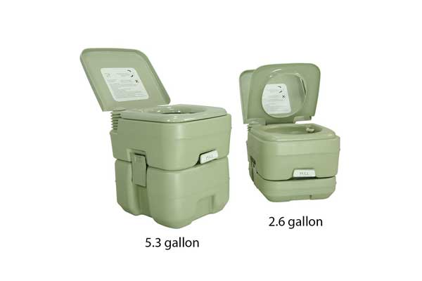 PARTYSAVING Portable Toilet Potty