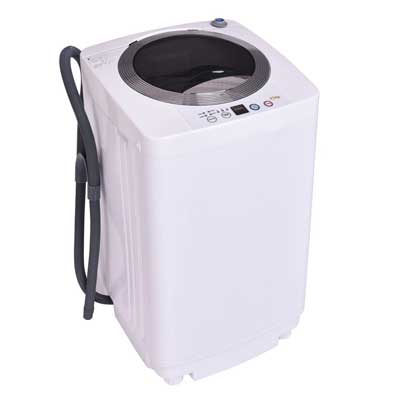 Giantex Portable Compact Full-automated washing machine