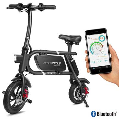 Swagtron SwagCycle Pro Folding Electric Bike
