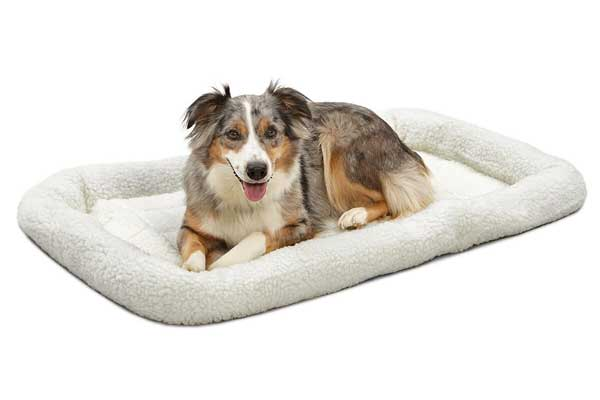 Bolster Cat Bed With Zipper Cover
