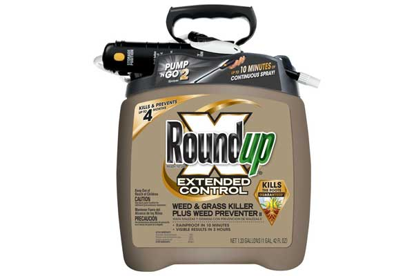 Roundup 5725070 Extended Control Weed and Grass Killer