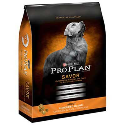 Purina Pro Plan Savor Adult Shredded Formula
