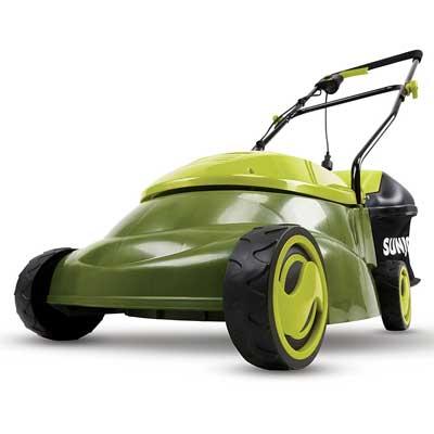Sun Joe MJ401E Mow Joe Electric Lawn Mower With Grass Bag3