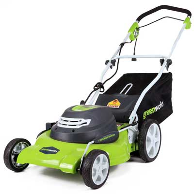 GreenWorks 25022 12 Amp Corded Lawn Mower