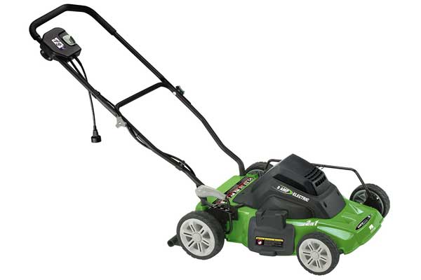 Earthwise 50214 14-Inch Side Discharge/Mulching Electric Lawn Mower