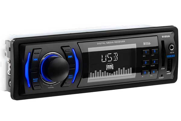 BOSS Audio 612UA Single Din