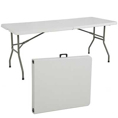 BestChoiceProducts Folding Table
