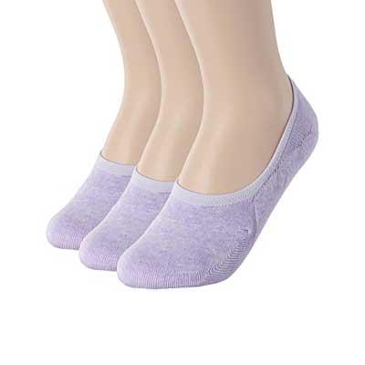 OSABASA Womens Casual No-Show Socks