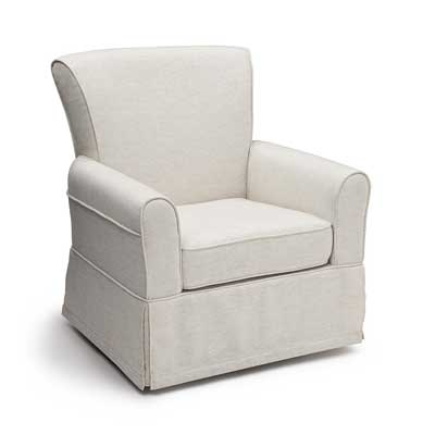 Delta Children Upholstered Glider