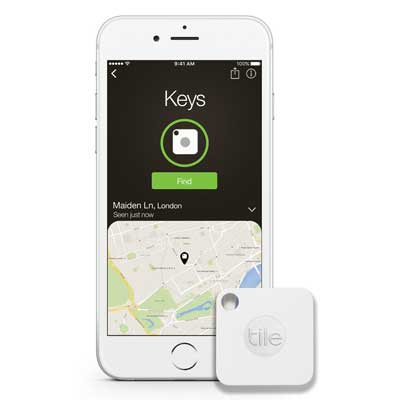 Tile Mate 1- Pack Key and Phone Finder