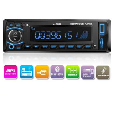 Kidcia Car Stereo Receiver