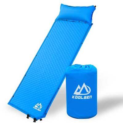 KOOLSEN Self-inflating sleeping pad