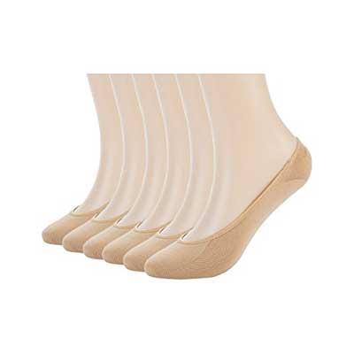 Women's No Show Liner Socks