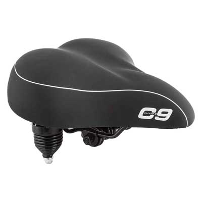 Sunlite Cloud 9 Bike suspension Cruiser Saddle