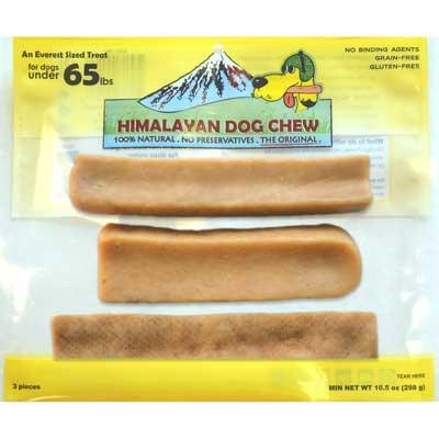 Himalayan Dog Chew, Mixed Pack 10.5 Oz (3 Pieces)