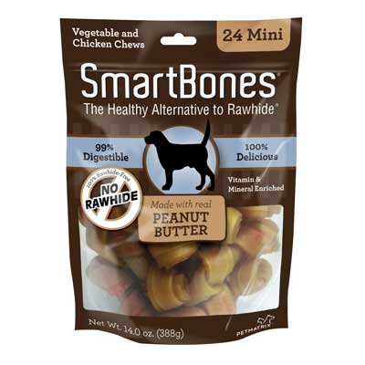 SmartBones Peanut Butter Dog Chew