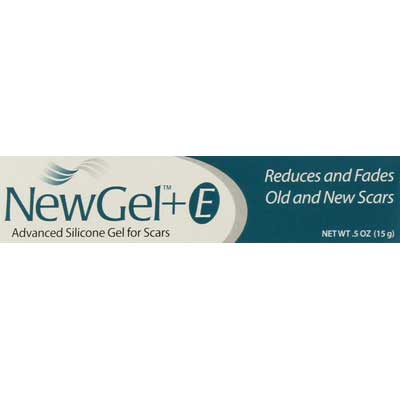NewGel+E Advanced Silicone Gel
