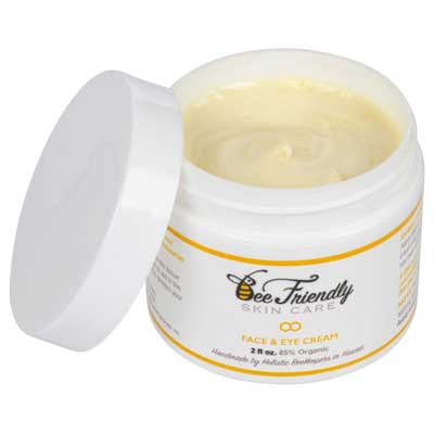 Bee Friendly Skincare Natural Anti-Aging Face and Eye Cream