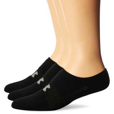 Under Armour HeatGear Solo No-Show Socks