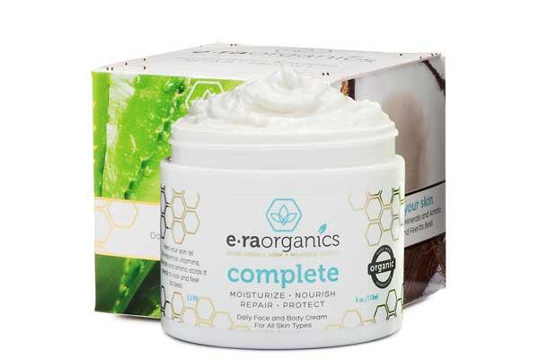 Natural Face Moisturizer Cream 4oz