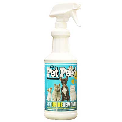 My Pet Peed - Pet Odor Eliminator and Deodorizer