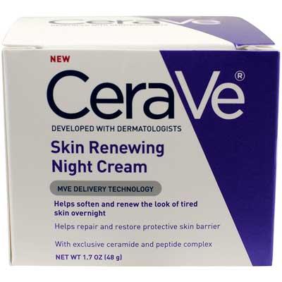 CeraVe Renewing System, Skin Renewing Night Cream