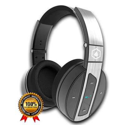 Premium, Bluetooth Headphones - HIFI ELITE Super66 by Modern Portable