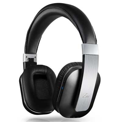 Bluetooth Headphones, iDeaUSA Wireless Headphones with Mic