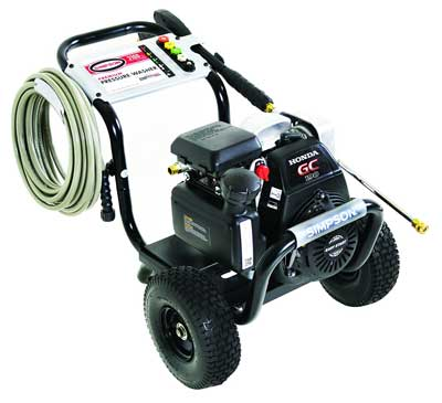 SIMPSON Cleaning MSH3125-S