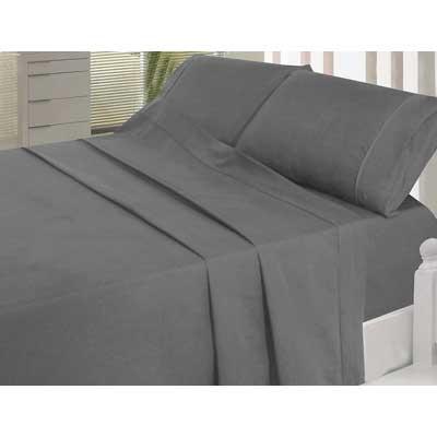 Utopia Bedding 4-Piece Queen Bed Sheet Set