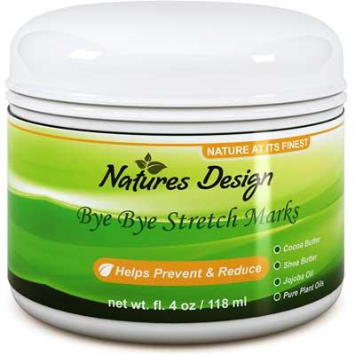 Effective Stretch mark & Scar Fading Cream- Reduces Pregnancy Stretch Marks