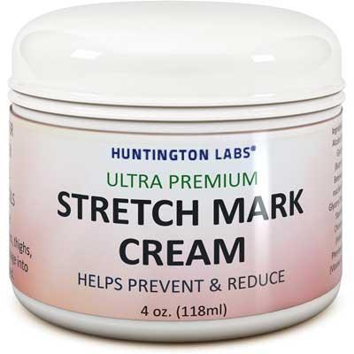 Natural Scar Stretch Mark removal Cream with Vitamn E Extract Fade Acne Scars & Discoloration