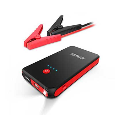 Attack Car Jump Starter Auto Battery Charger