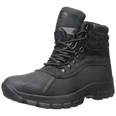 The KINGSHOW Men's water resistance boots