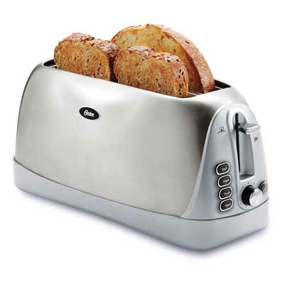 Top 10 Best Stainless Steel Toasters In 2019 Reviews
