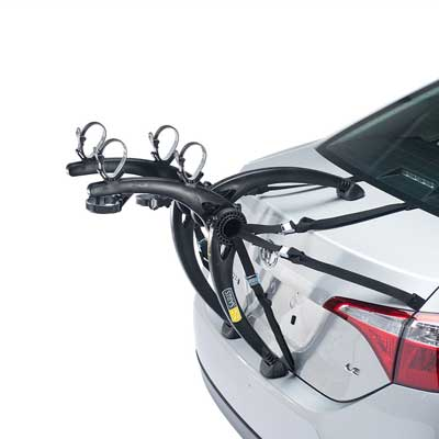 Saris Bones two-Bike Trunk Rack