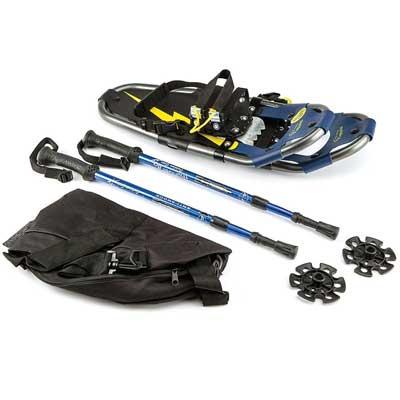 ThunderBay All Terrain Aluminum Snowshoes