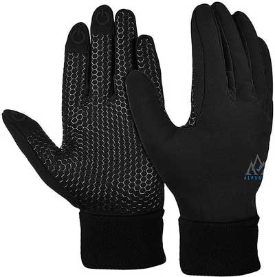 AlpxGear Touchscreen Winter Gloves