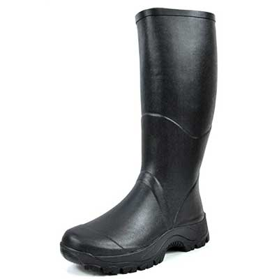 ARTIV8 Men's Insulated and waterproof winter boots