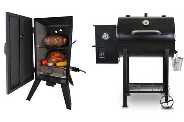 best bbq grills and smokers reviews