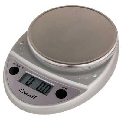 Escali Primo Digital Kitchen Scale