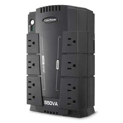 CyberPower CP550SLG/CP550HG UPS