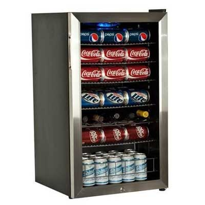 EdgeStar BWC120SSLT 103 Can Cooler