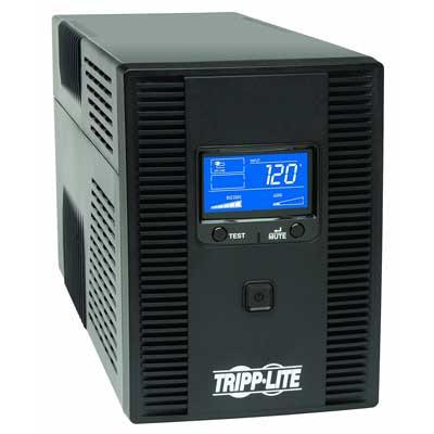 Tripp Lite (SMART1500LCDT) 1500VA 900W UPS
